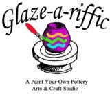 Glaze-a-riffic logo